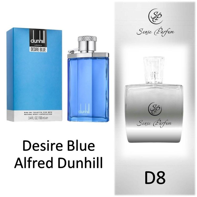 D8 - Desire Blue Alfred Dunhill