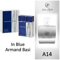 A14 - In Blue Armand Basi