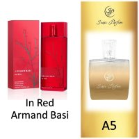 A5 - In Red Armand Basi