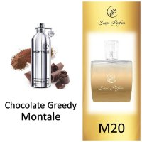 M20 - Chocolate Greedy Montale